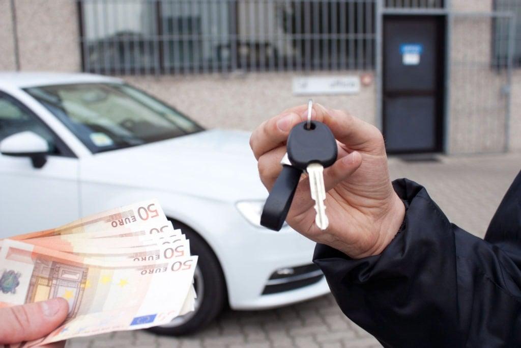 Совет: как продать автомобиль?