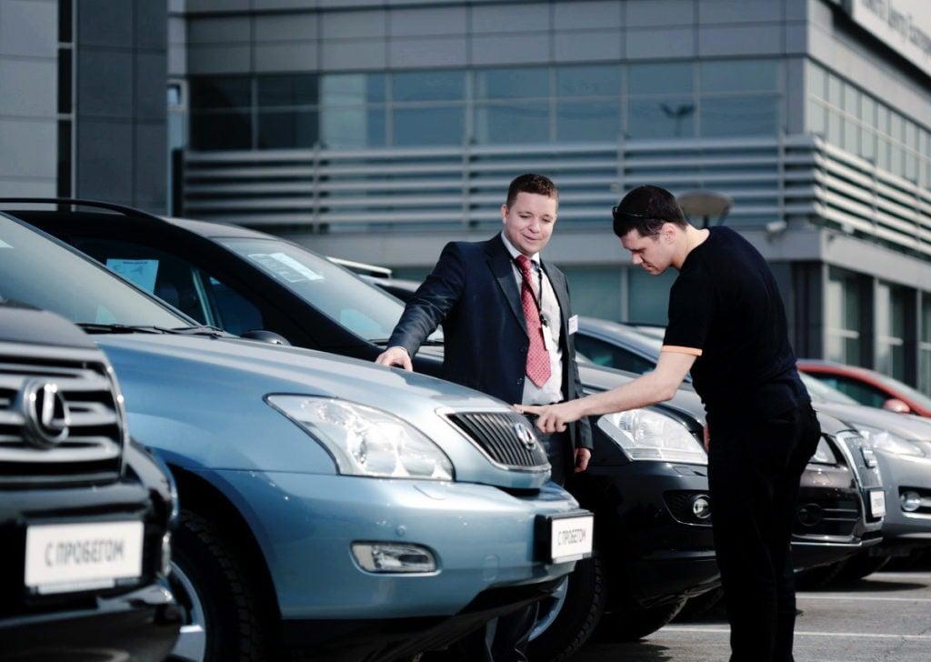 Оформляем продажу автомобиля корректно