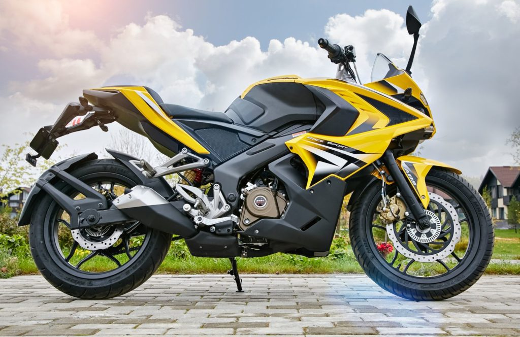 Договор купли-продажи мотоцикла