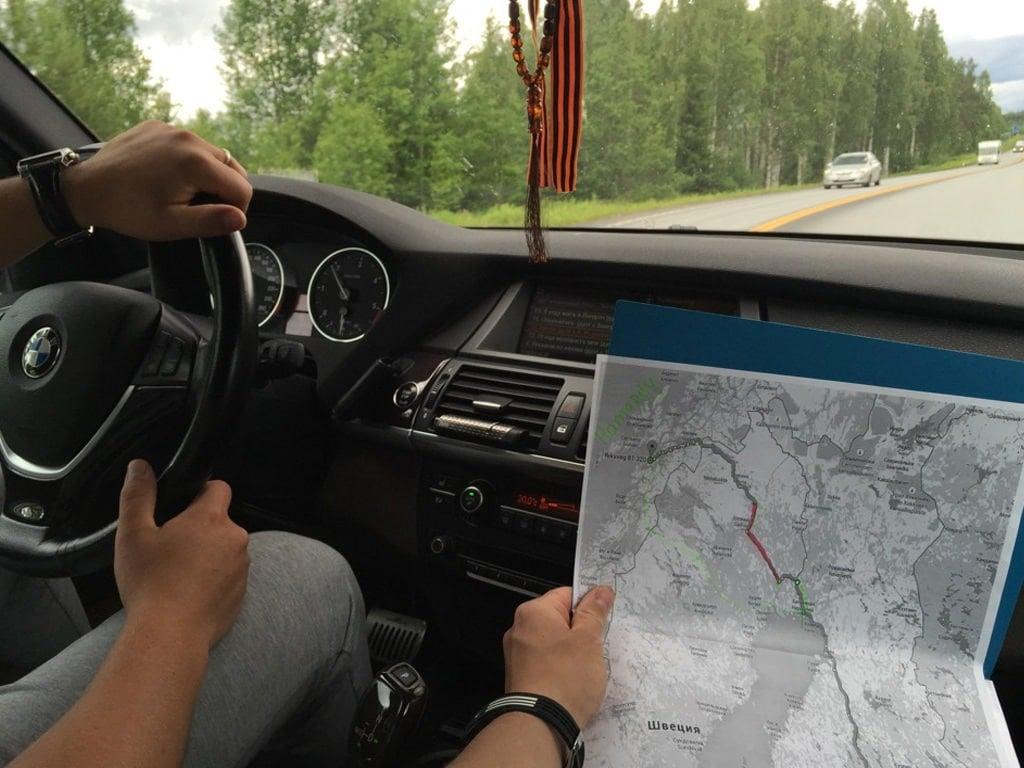 «Зеленая карта» в Беларусь - автострахование в Петербурге