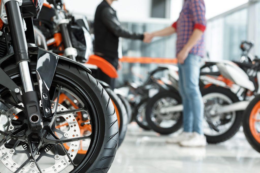 Приобретение Е-ОСАГО на мотоцикл