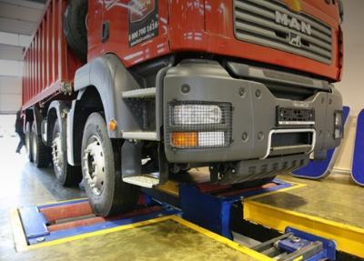 Техосмотр грузового автомобиля